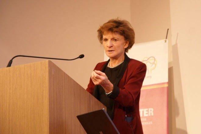 La députée Michèle Delaunay