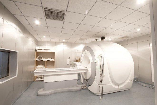 Image d'illustration. Une machine à IRM