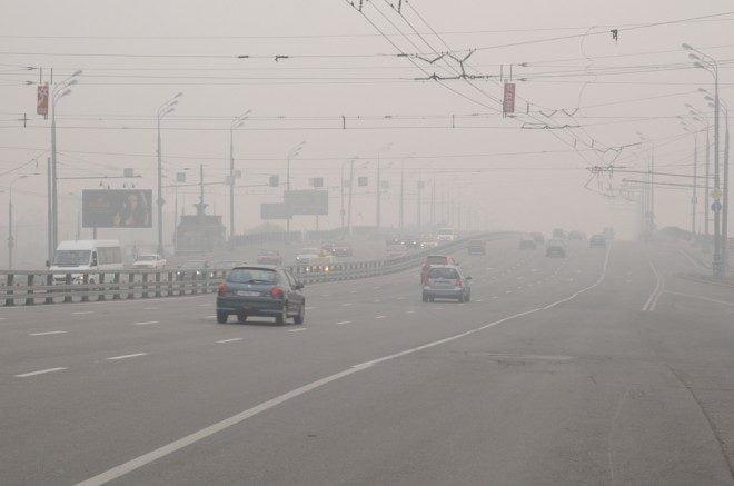 La pollution responsable de 11% des décès mondiaux en 2012