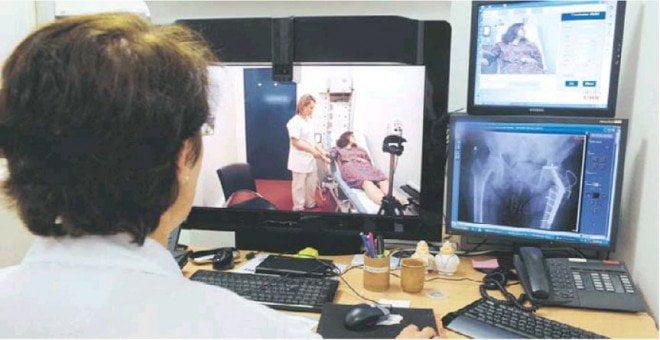De premières consultations de télémédecine en Alsace — Déserts médicaux