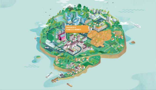France Alzheimer - capture d'écran du site web http://aides.francealzheimer.org/