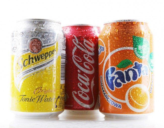 Des sodas, image d'illustration