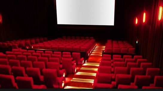 Un cinéma.