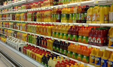 La boisson mauvaise pour la santé de nos enfants — Capri-Sun