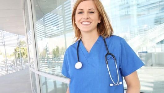Une infirmières