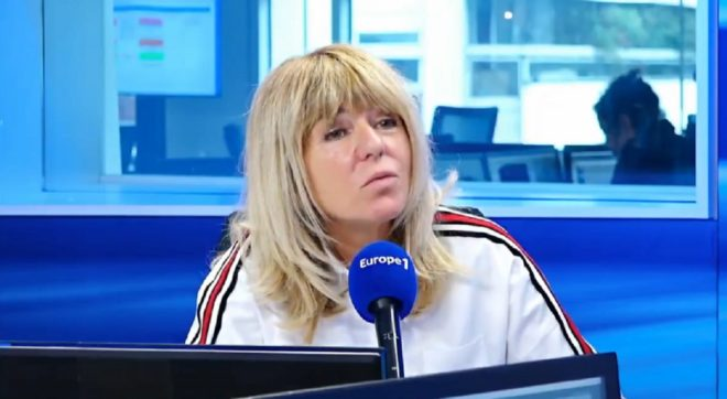 Laurence Pieau sur Europe 1