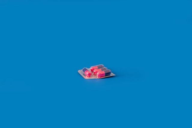 Plaquette de médicament