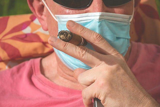 Le tabac accentue les effets néfastes de la COVID-19.