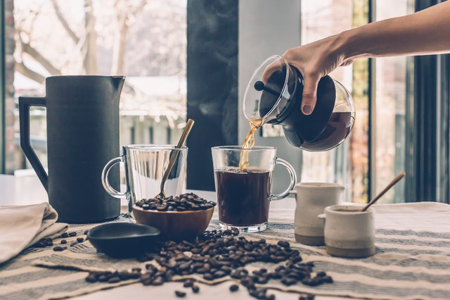 Une nouvelle étude a été publié au sujet du café.