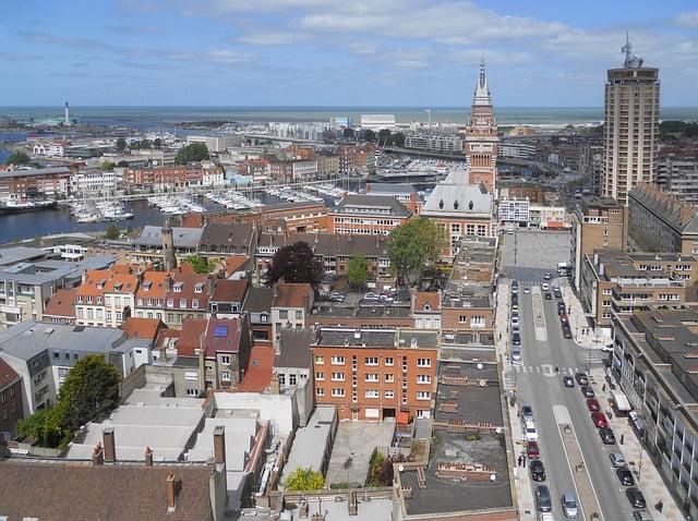 La ville de Dunkerque