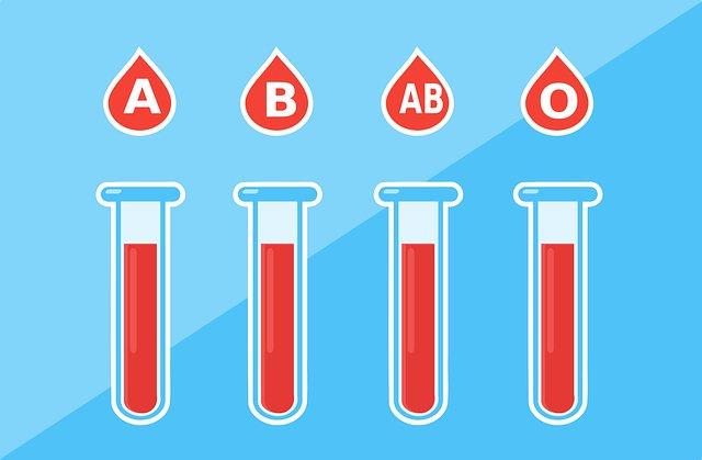 Les différents groupe sanguin ne réagissent pas pareil à la COVID-19.